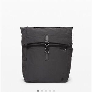 Lululemon backpack (cross paths rucksack)